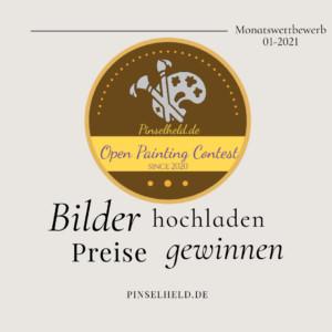 Open Painting Contest Januar 2021
