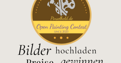 Open Painting Contest Januar 2021