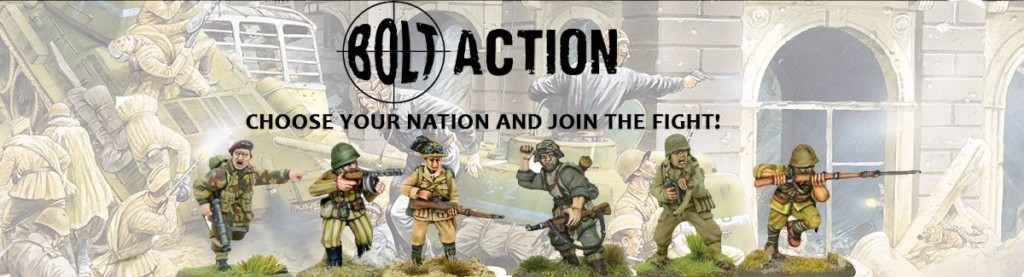 "Headerslider Bolt Action. Titel ""Chose your Nation and join theFight"""